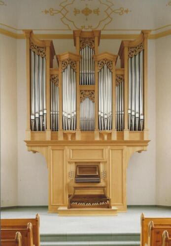 Orgel Buchen SG