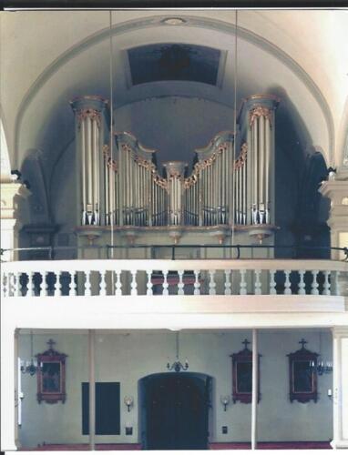 Orgel Charmey FR