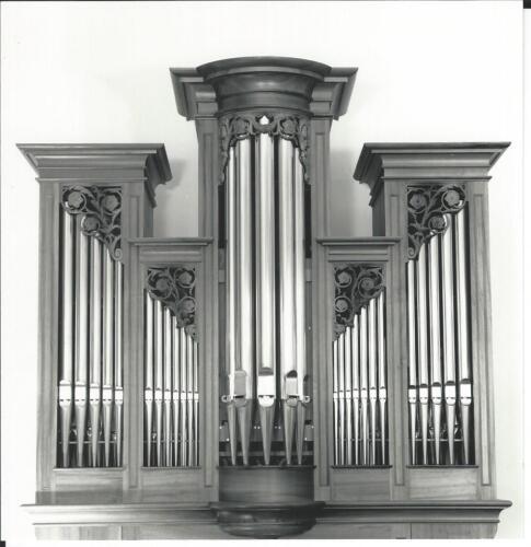 Orgel Fläsch GR