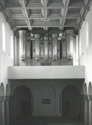 Orgel St.Karl Kirche St.Moritz
