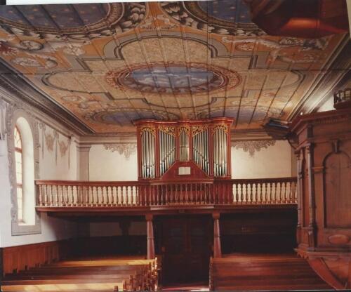 Orgel Trachselwald1984