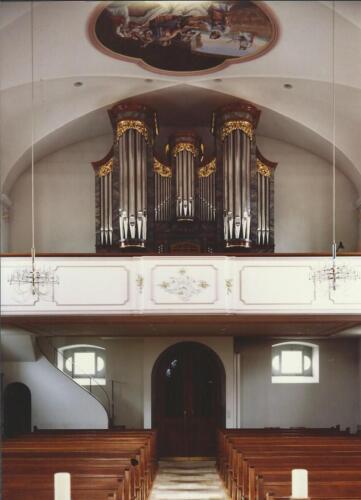 Orgel Tübach SG