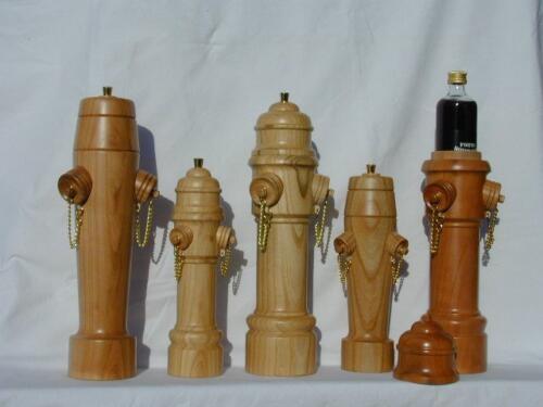 Nr: 1502 Pfeffermühlen Hydranten Kirschbaum
