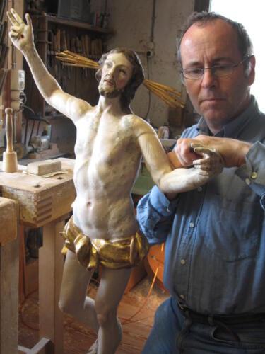 Restauration Jesus 1