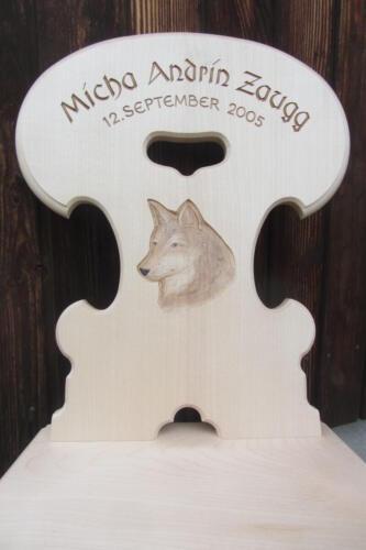 Nr: 7002 Stabelle Ahorn Wolf
