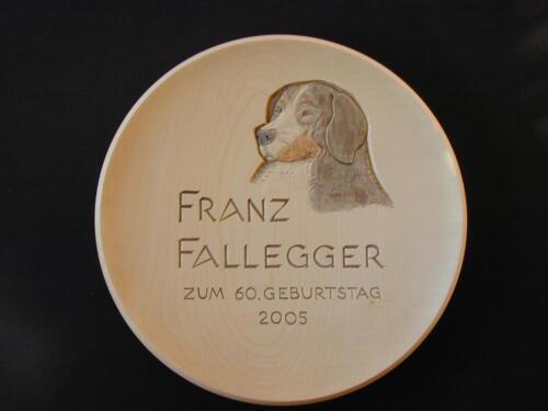 Nr: 1011 Teller Bernerer Sennenhund