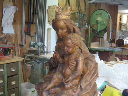 Neue Krone für Madonna