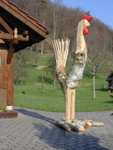 Güggel Birkenholz