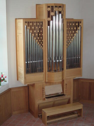 Orgel Wasterkingen ZH